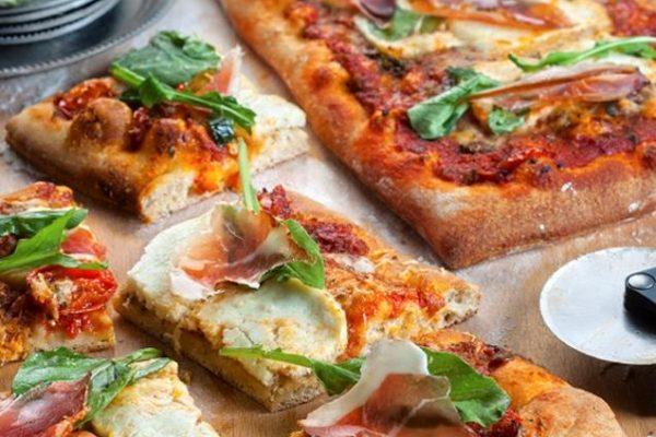 πιτσα ελληνικη με ταλαγανι