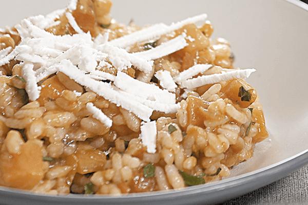 ρυζι με λαχανικα και γιδοτυρι ηπειρος